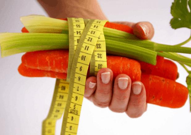 Питание как средство борьбы с высокими отметками.