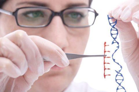 Больные гены передаются по наследству