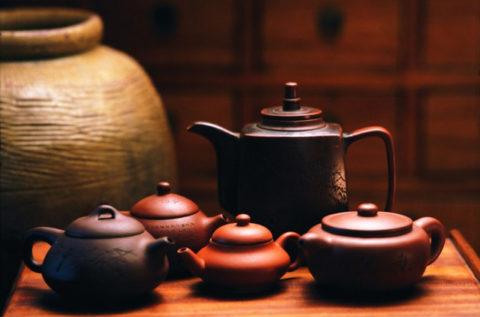Чайники для китайского чая