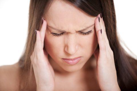 Характерные симптомы для гипертензии.