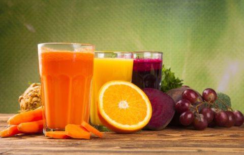 Ингредиенты рецепта «Семь стаканов»