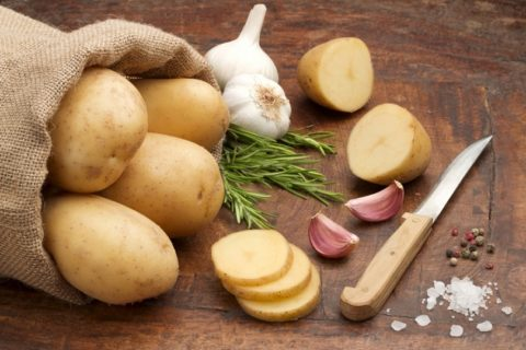 osnovnye rekomendatsii po prigotovleniyu - How to keep your fried potato cholesterol to a minimum