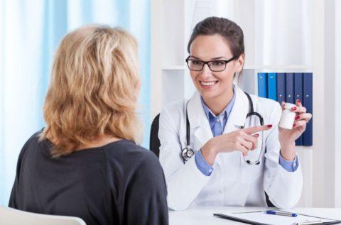 Препарат подбирает врач в индивидуальном порядке после установления причины-провокатора.