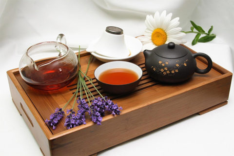 Травяной чай ароматен, вкусен и полезен для организма