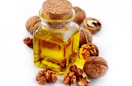 В грецком орехе содержится до 70% ненасыщенных липидов