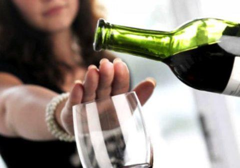 Спиртное при ВСД противопоказано