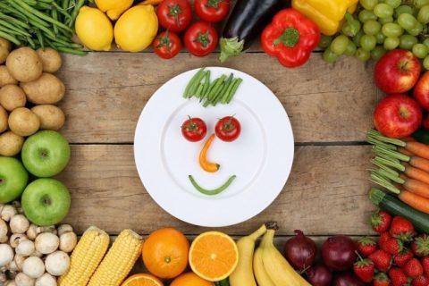 Во время лечения необходимо правильно питаться
