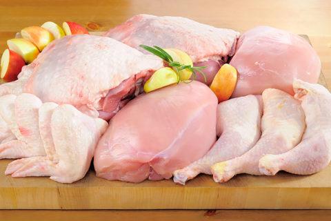 Мясо индейки полезнее мяса курицы