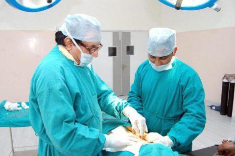 Варикоцеле лечится только оперативно