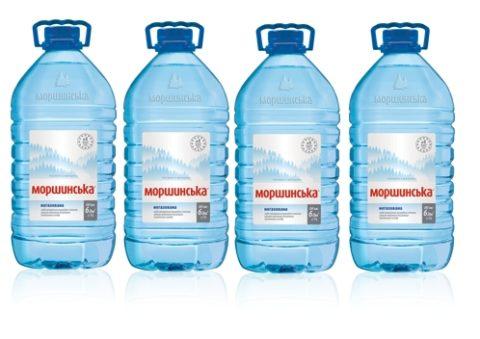 Моршинская минеральная негазированная вода