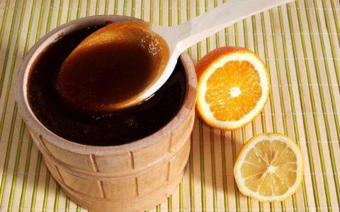 Гречишный мёд