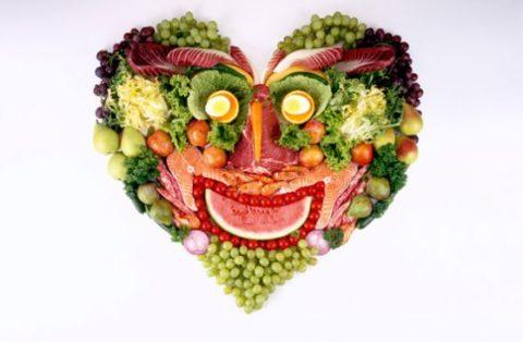 Чем больше растительной пищи в рационе, тем здоровее человек