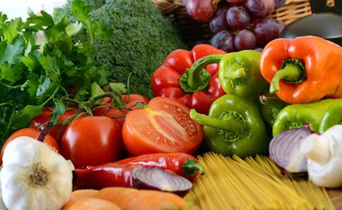 Кушать больше растительной пищи