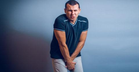 Наличие боли в мошонке после нагрузок – признак варикоцеле