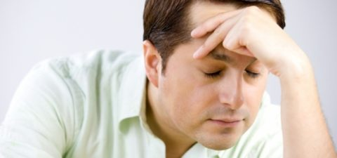 Головные боли в конце рабочего дня первые признаки склероза головного мозга