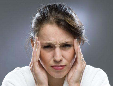 Головные боли – частый признак глиоза сосудистого генеза
