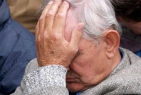 Пожилые мужчины болеют намного чаще