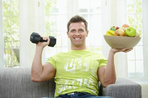 Здоровый образ жизни мужчины – лучшая профилактика атеросклероза