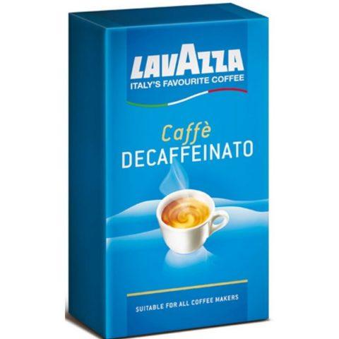 Кофе без кофеина молотый
